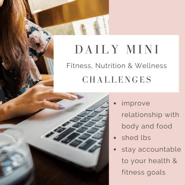 health wellness weight loss challenge