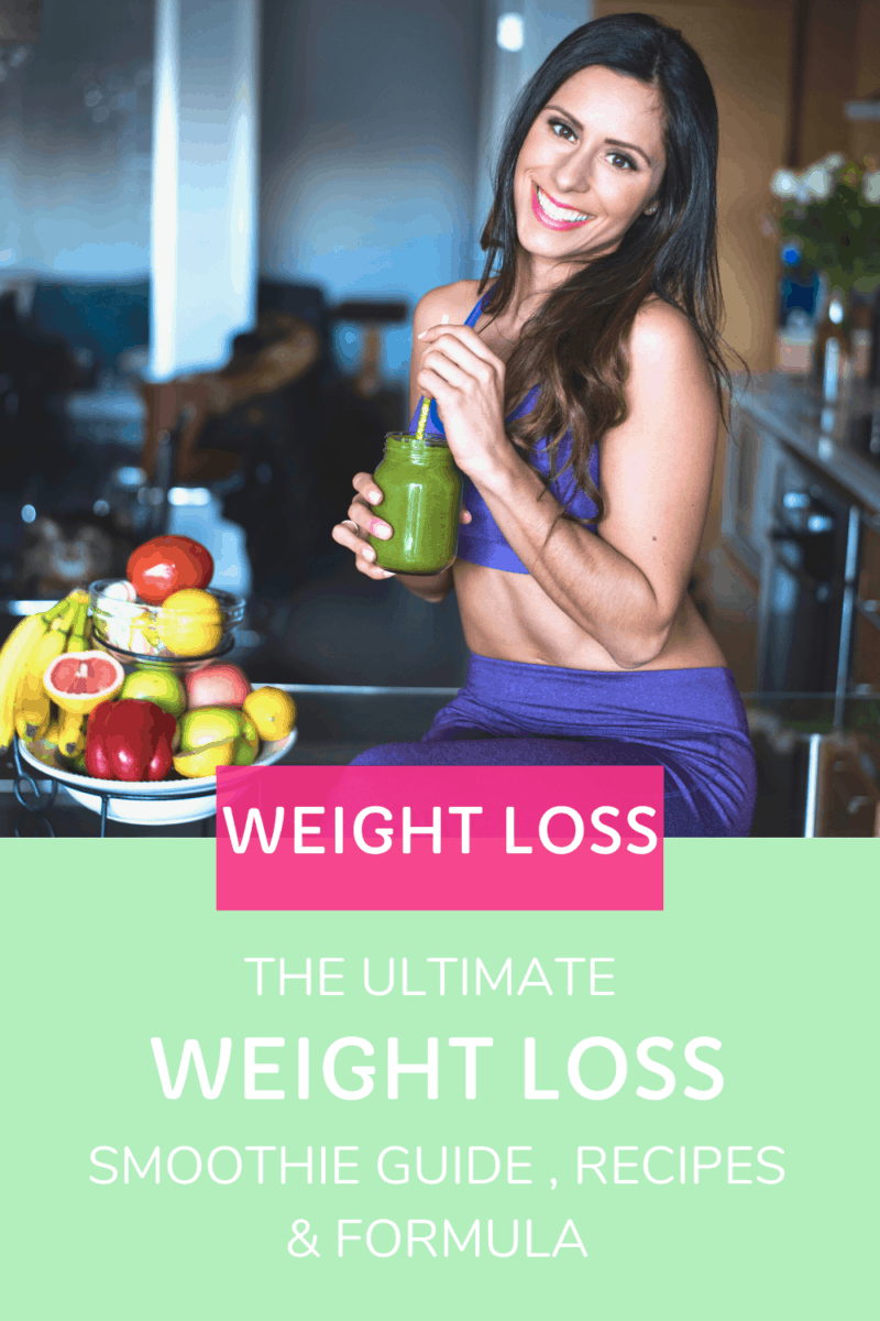 weight loss smoothie guide